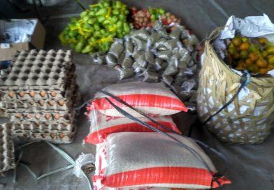 Agen Iwan Salurkan Kembali Bantuan Sosial Pangan (BSP) ini Lokasinya