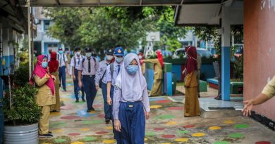 200 Sekolah di Kota Bogor Siap Belajar Tatap Muka Terbatas Mulai 4 Oktober 2021